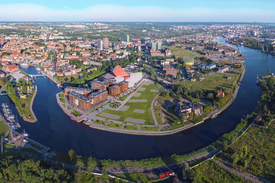 Tereny nad Motławą w Gdańsku coraz atrakcyjniejsze dla mieszkaniówki