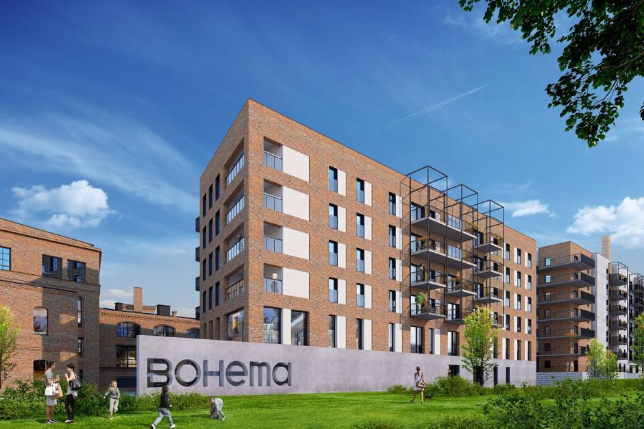 Okam z pozwoleniem na budowę II etapu Bohemy na warszawskiej Pradze