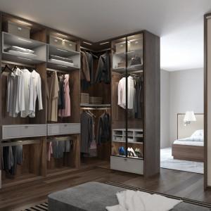 Garderoba zamknięta czy otwarta? 5 inspiracji