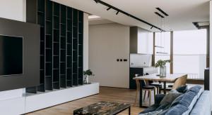 Apartament inspirowany japońskim minimalizmem