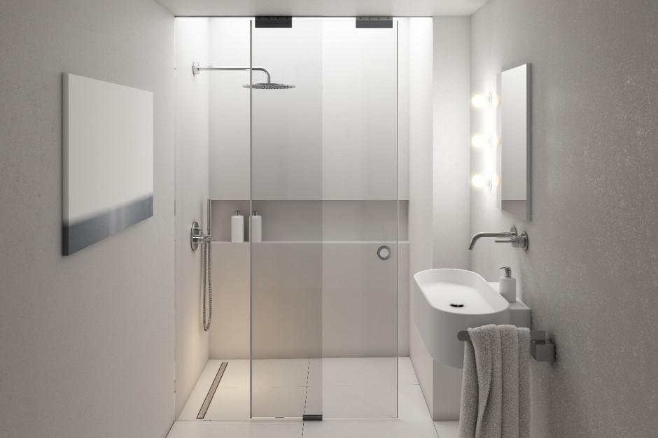 Niemonotonny minimalizm w łazience - jak osiągnąć taki efekt?