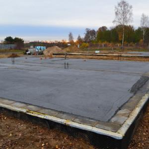 Zaawansowane prace budowlane II etapu inwestycji Osiedle Przy Jeziorach