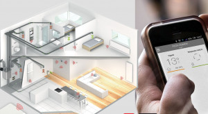 Smart home, a sterowanie wentylacją mechaniczną