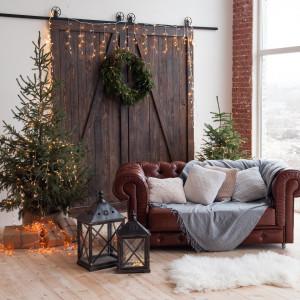 Jak przybrać okna na Święta?
