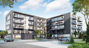 Ruszyła budowa II budynku w inwestycji Apartamenty Orologio w Błoniu