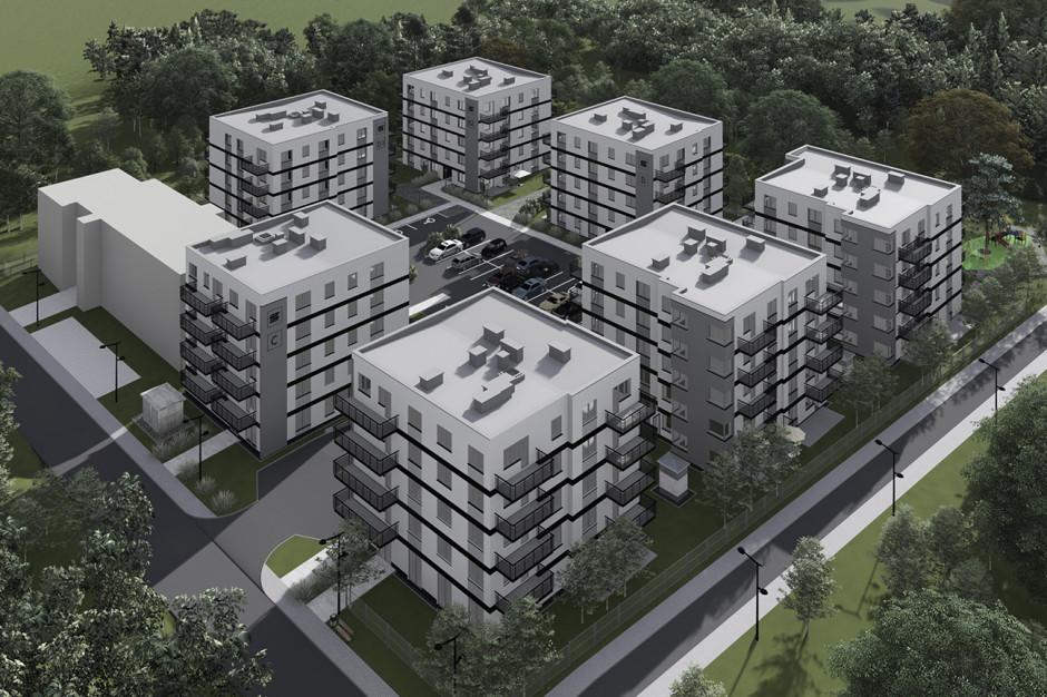 FB Antczak z nową inwestycją mieszkaniową w Poznaniu