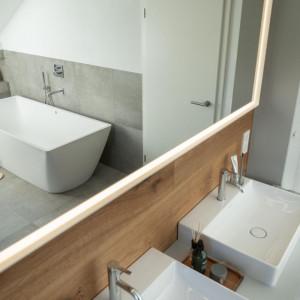 Nowoczesna łazienka po remoncie - metamorfoza wnętrza