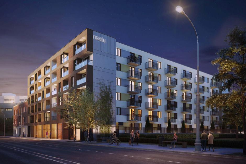 Nexity wyprzedaje inwestycję La Praga. Mieszkania zasilą portfel funduszu Van der Vorm Vastgoed