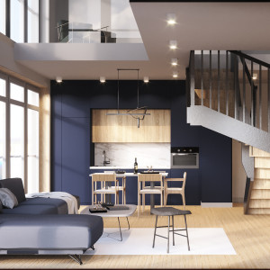 Apartamenty Poligonowa. Trzy etapy w sześć miesięcy