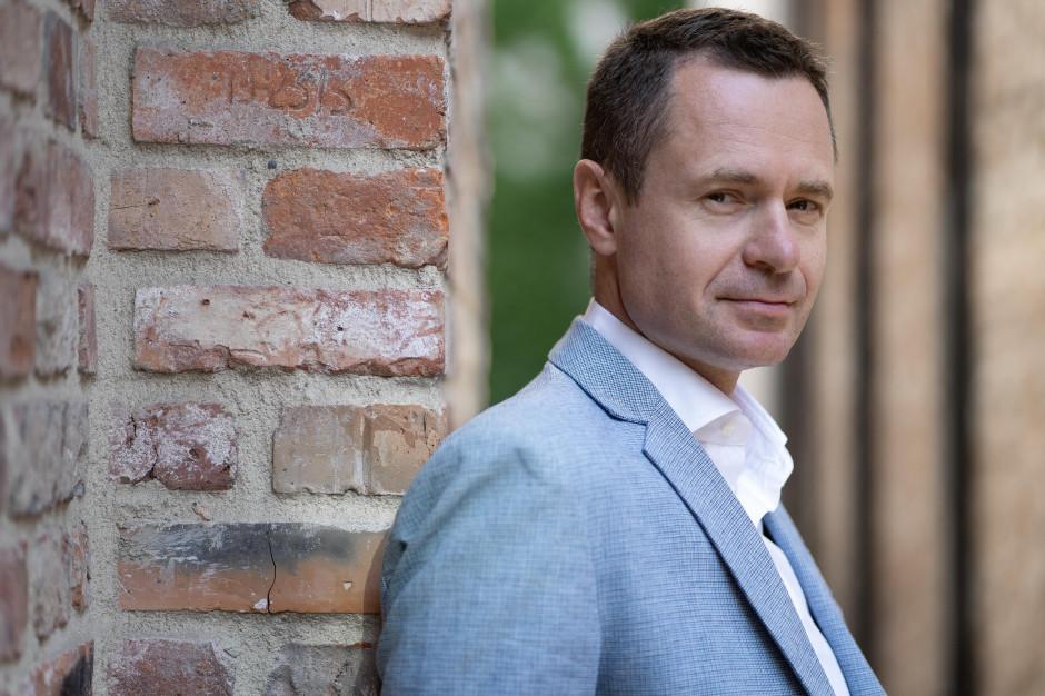 Michał Melaniuk: Planujemy wprowadzić na rynek 800 mieszkań