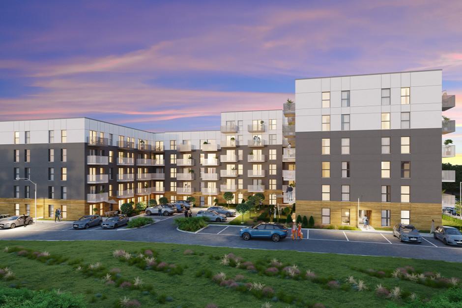 Murapol buduje Apartamenty na Wzgórzu