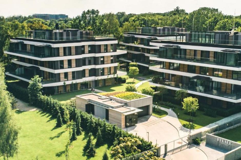 Osiedle Finale Apartments. Kameralny luksus w centrum Warszawy