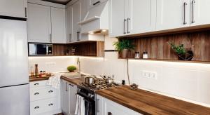 Blat w kuchni. Zalety drewna