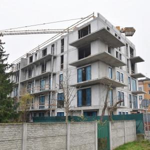 Zaawansowane prace na terenie inwestycji Piątkowska 103