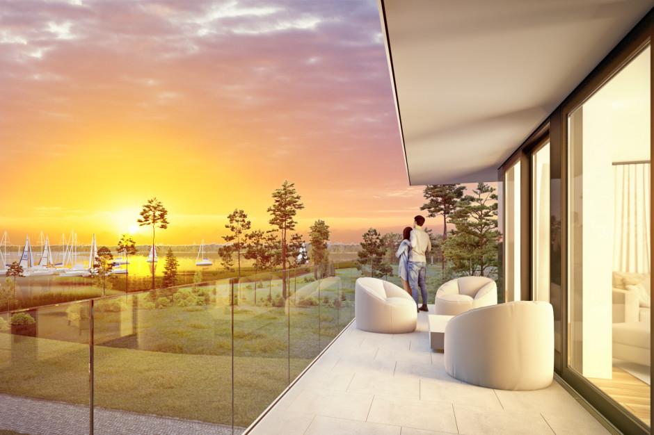 Coraz więcej Polaków kupuje wakacyjne apartamenty
