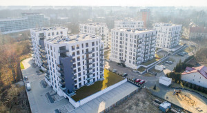 SGI wraca do Łodzi. Ruszają prace nad kolejnym etapem osiedla Sokołówka