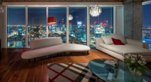 O 45 proc. wzrosła wartość sprzedanych apartamentów  w Złotej 44