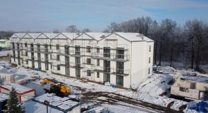 Nowa Murowana 2 z nowymi postępami budowy