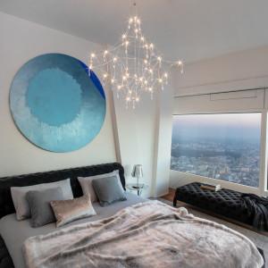 Tak urządzono mieszkanie w apartamentowcu Złota 44
