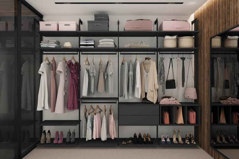 O czym pamiętać projektując szafę na wymiar?
