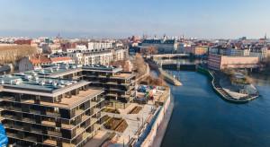Dom Development otwiera bulwar nad Odrą