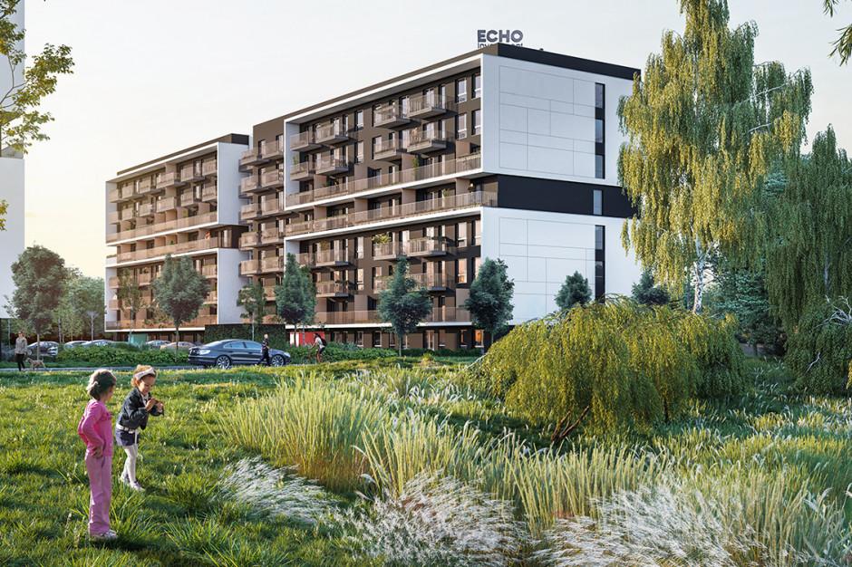 Expander wesprze kupujących mieszkania Echo Investment