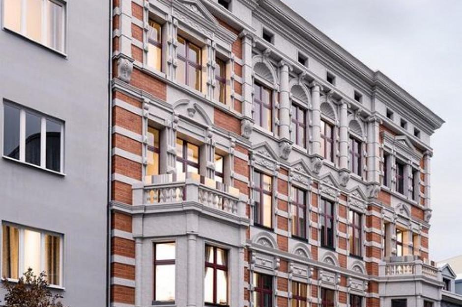 Łódź remontuje mieszkania przy ul. Wschodniej