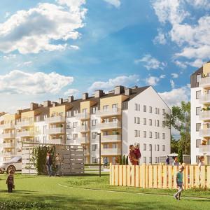Murapol z nową inwestycją w Poznaniu Zielony Żurawiniec