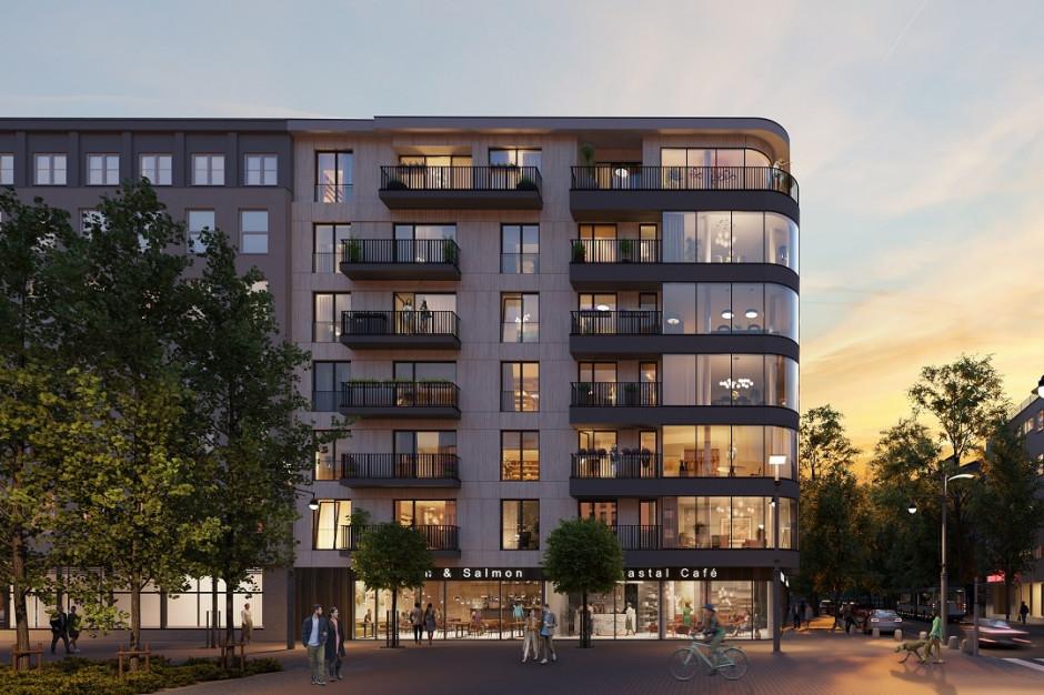 Yareal debiutuje w Gdyni. Rusza budowa apartamentów Plac Kaszubski