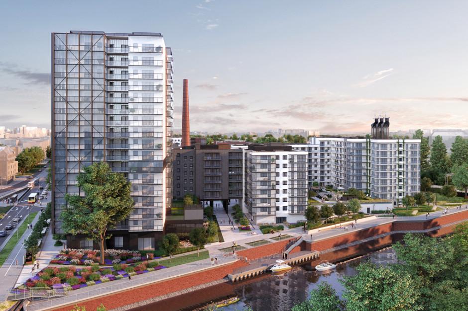 Archicom dokłada 300 mieszkań do Browarów Wrocławskich i Olimpia Port we Wrocławiu