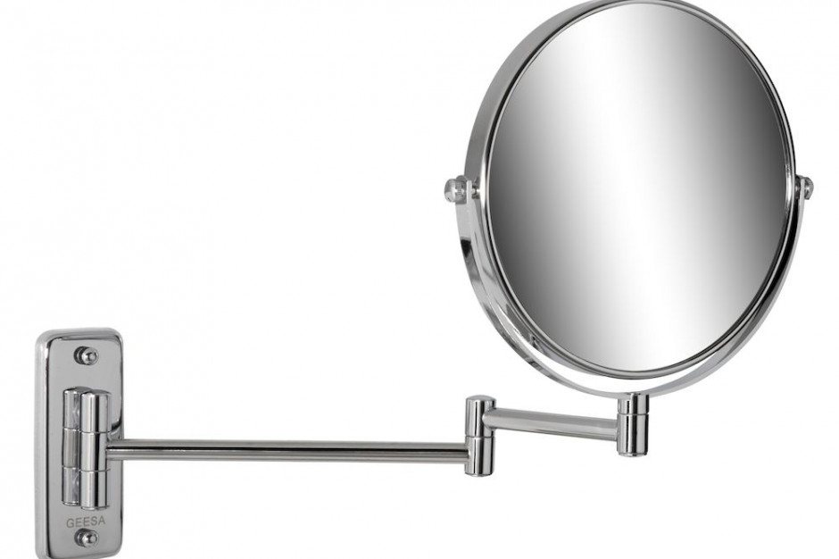 Na jakiej wysokości powinno wisieć lustro w łazience?