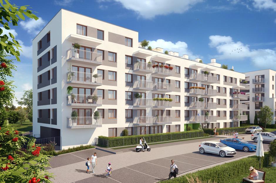 Dom Development z ostatnim etapem Stacji Grochów