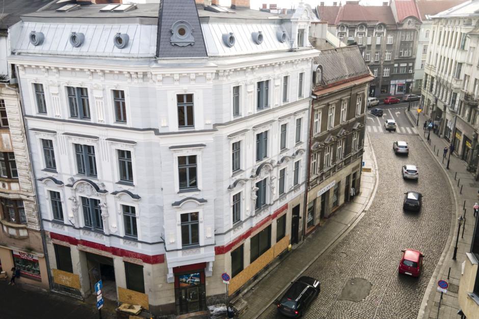 Kamienica w Bielsku-Białej odzyskała wygląd sprzed wieku