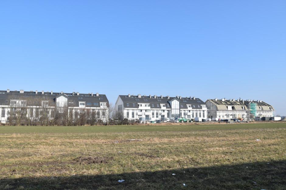 Zalasewo Park - trzeci budynek już niemal gotowy