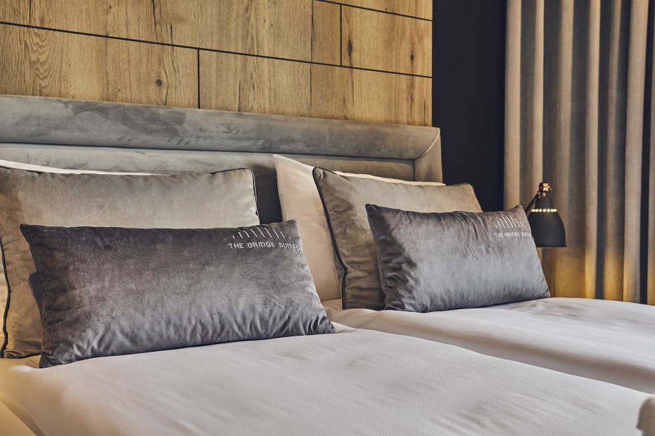 The Bridge Suites: tak wygląda nowy aparthotel w Krakowie