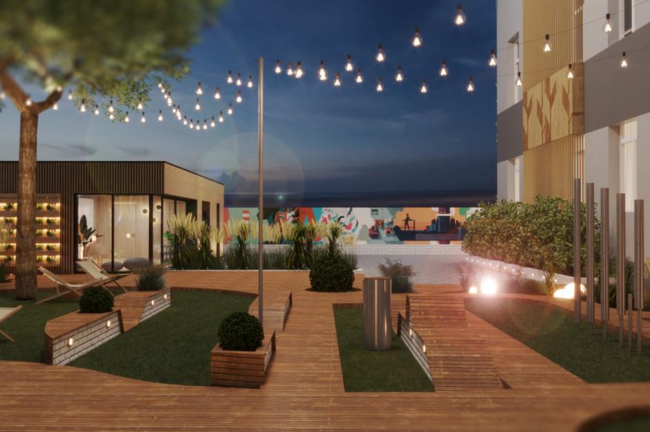 Ogród, który leczy. Projekt Architektów Bez Granic, pracowni Trement i Fundacji Dajemy Dzieciom Siłę