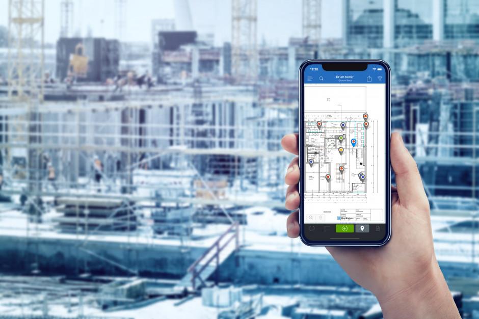 Digitalizacja receptą na większą wydajność na budowach