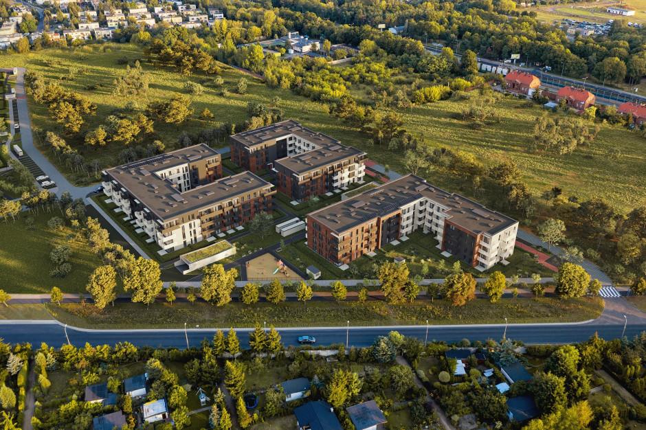 Atal z nową poznańską inwestycją Zacisze Marcelin