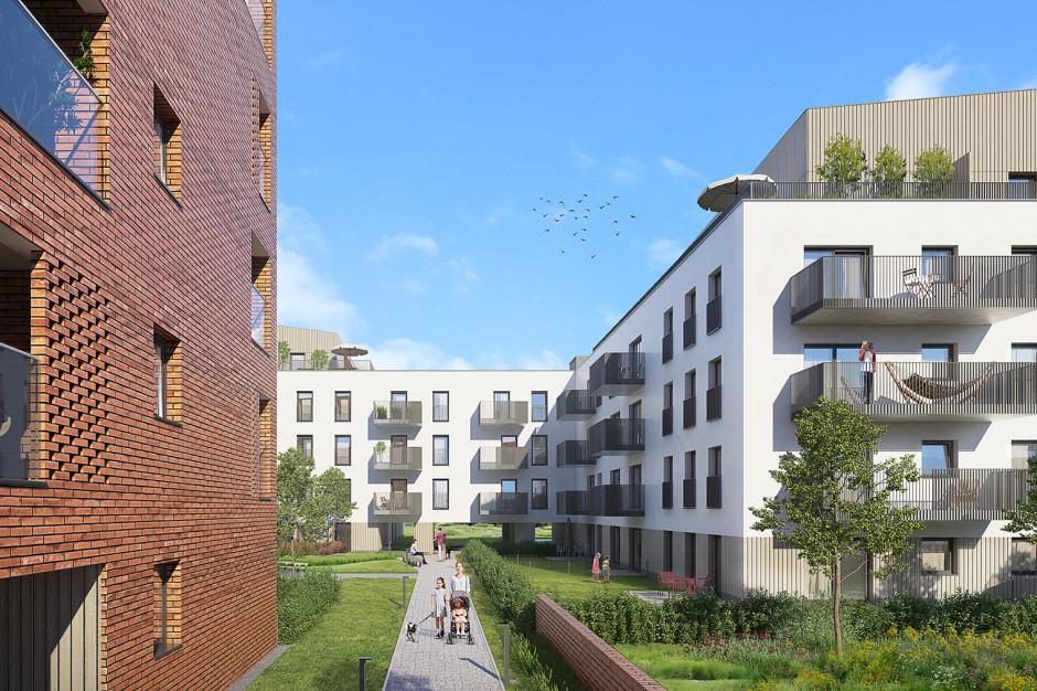 YIT rozpoczyna budowę osiedla Nordic Bemowo