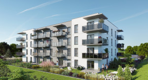 VFM Real Estate buduje mieszkania w inwestycji Nowa Płocka w Sochaczewie