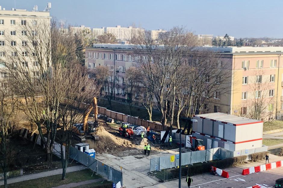 Ruszyły prace nad budową Moxo House