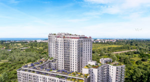 Osiedle Horizon w Gdańsku z II etapem w sprzedaży
