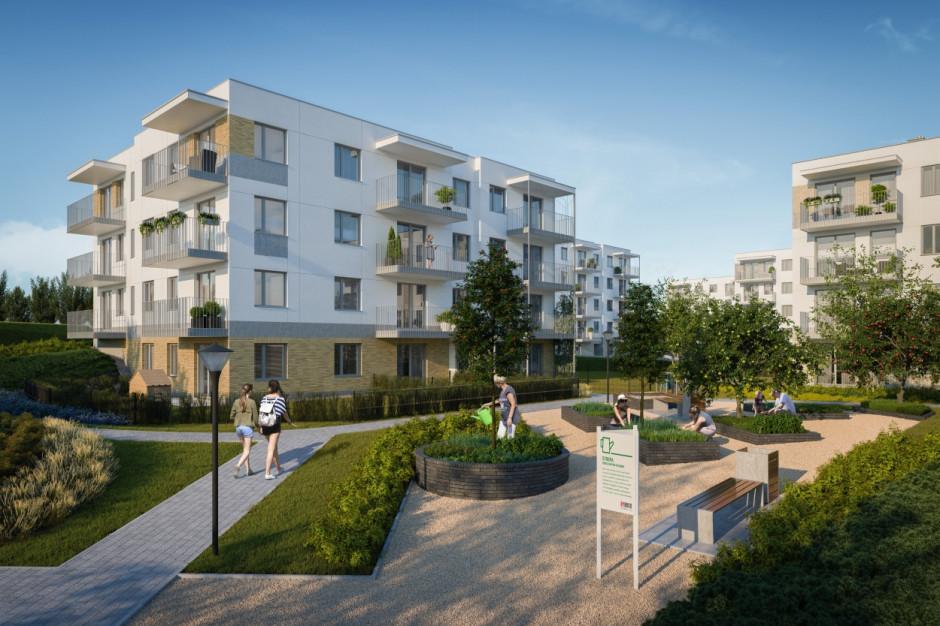 Euro Styl dokłada 48 mieszkań do osiedla Zielony Południk w Gdańsku