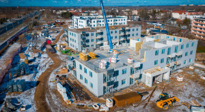 Mieszkanie Plus w Toruniu:  Połowa osiedla już niemal gotowa
