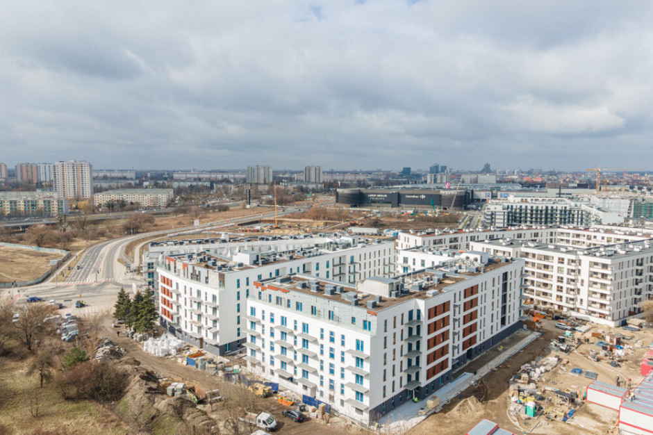 Soleil de Malta w Poznaniu gotowa jeszcze 2021 roku