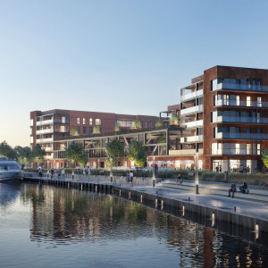 Robyg z nowym etapem inwestycji premium Nadmotławie Apartments w Gdańsku