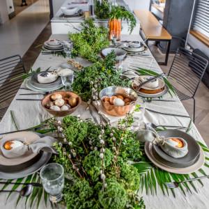 Propozycje na udekorowanie stołu na Wielkanoc