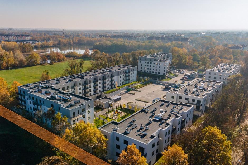 Dom Development rozbudowuje ulicę na Stabłowicach