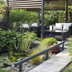 Eko i dobry design - aluminiowa architektura ogrodowa