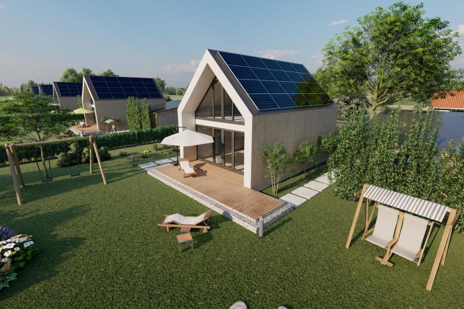 Na Mazurach powstanie samowystarczalne energetycznie osiedle domów